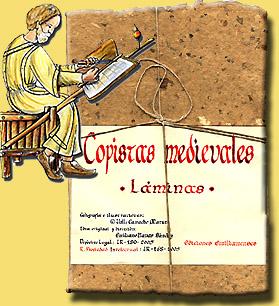 Copistas medievales