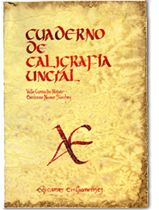 Caligrafia - Uncial