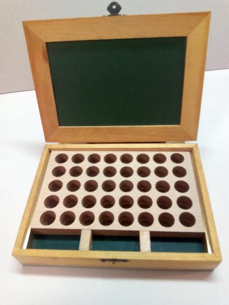 Caja para tipos