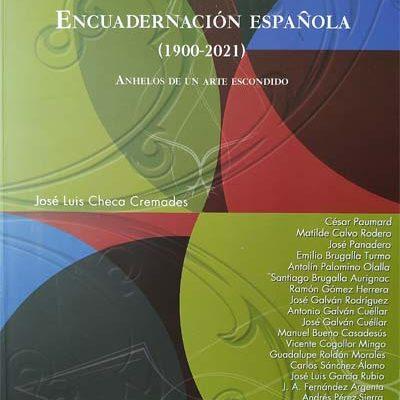 Encuadernacion española